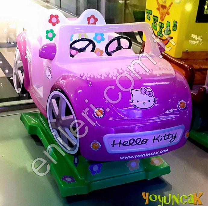 Hello Kity Eğlence Makinesi