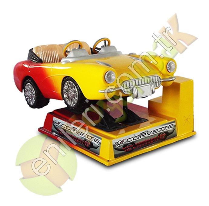 Corvette Araba Eğlence Makinası