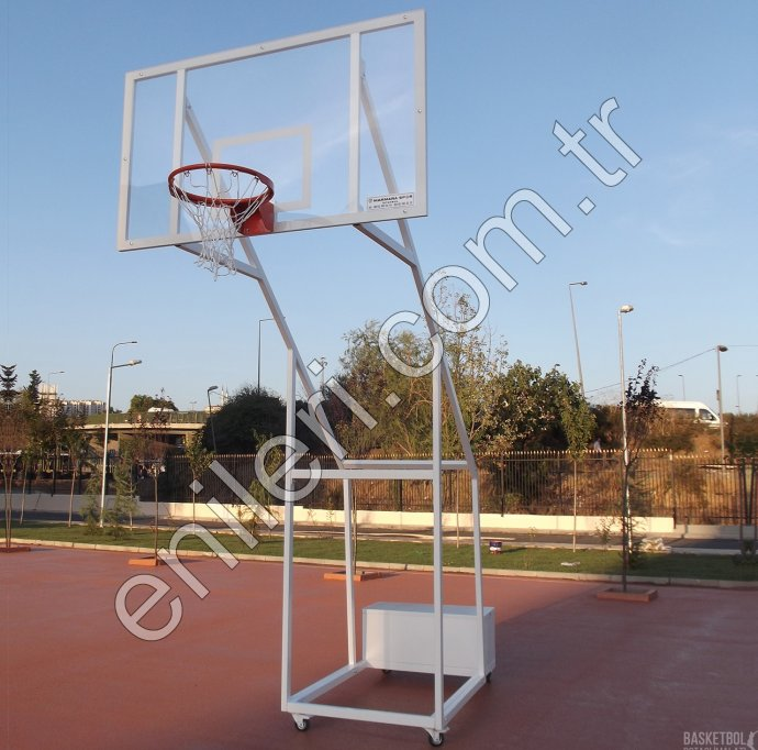 Basketbol Potası Tek Direk 101