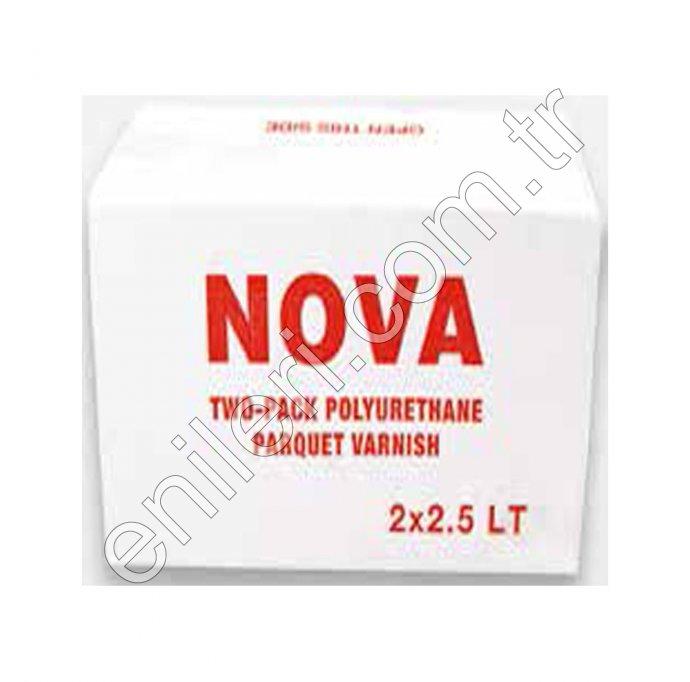 Nova Parlak Parke Cilası (2,5+2,5=5 KG)