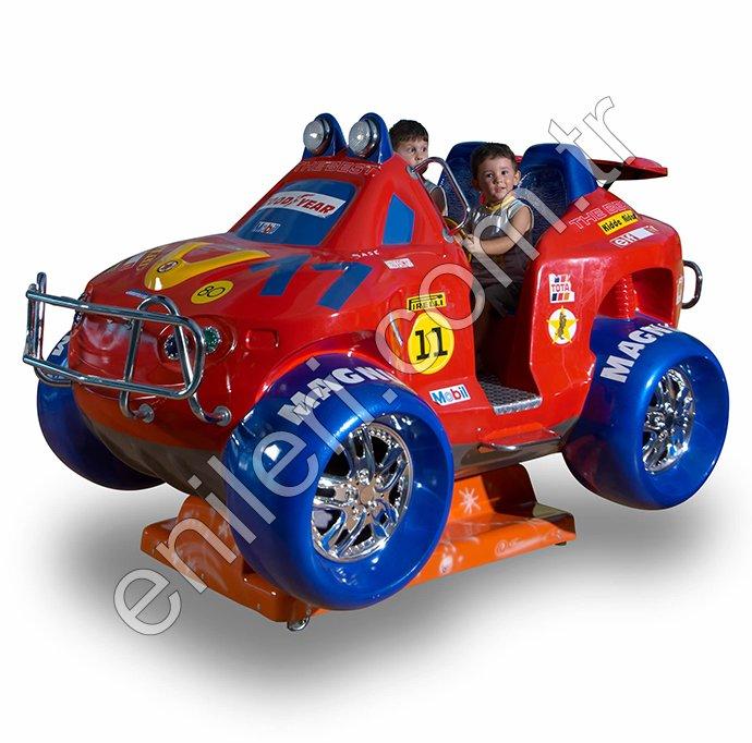Magnum Araba Eğlence Makinesi