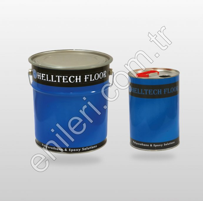 Helltech Poliüretan Macun 4065 (21+3=24 KG.)